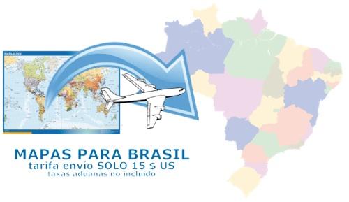 ventas mapas brasil