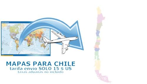 ventas mapas chile