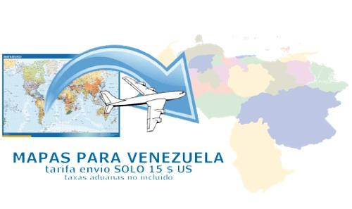 ventas mapas venezuela